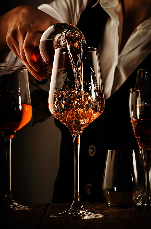 Lyzzick Hall Restaurant Wine List